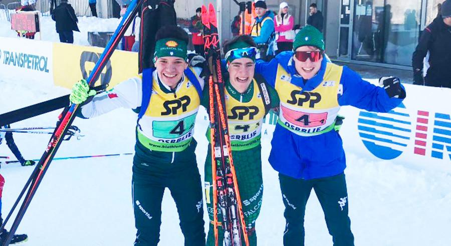 Biathlon - Cancellato il raduno in Val Martello, la nazionale Juniores e Giovani si allena a Bionaz