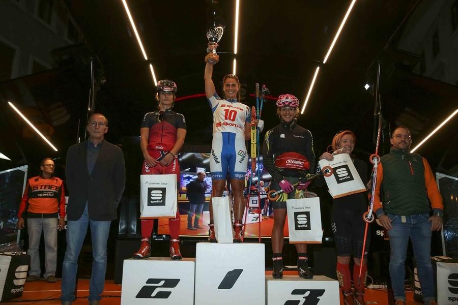 Sprint Internazionale Sportful: vittoria per Alice Canclini nella gara femminile