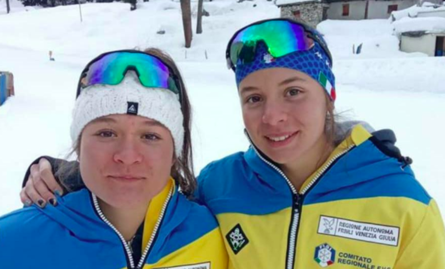 Biathlon - Conosciamo le sorelle Sara e Ilaria Scattolo, due volti nuovi della nazionale Juniores e Giovani