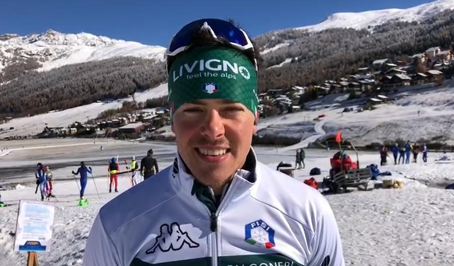"""Biathlon, Saverio Zini in vista della IBU Cup: """"Sarà un bel banco di prova, l'obiettivo è tornare in Coppa del mondo"""" (VIDEO)"""