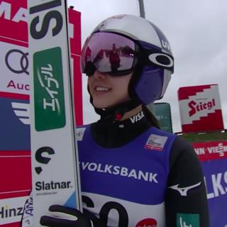 Salto - Kramer ancora assente, la seconda gara di Rasnov va a Takanashi; ottima Lara Malsiner, è 11ª