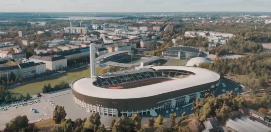 Fondo - Il 26 gennaio 2021 si svolgerà una sprint all'interno dello Stadio Olimpico di Helsinki
