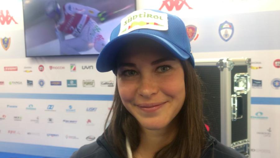 """Video, Salto - Elena Runggaldier: """"È stata una preparazione molto positiva"""""""