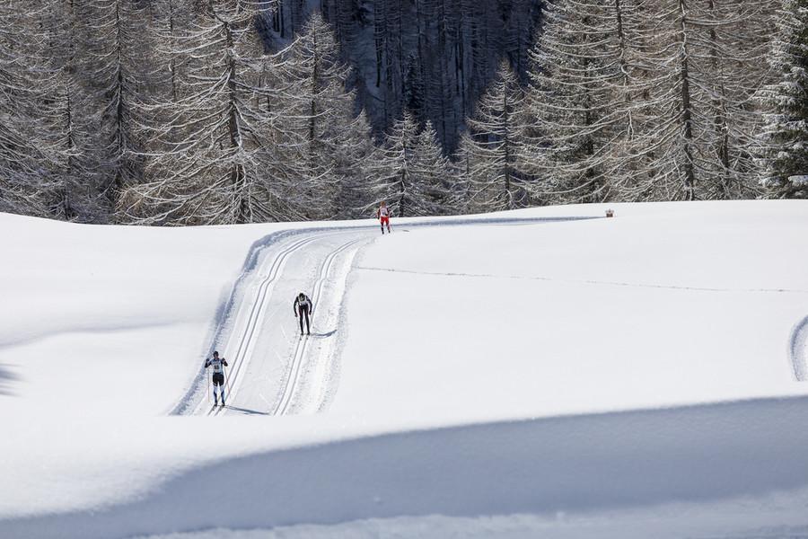 """Apertura delle piste di fondo in Valle d'Aosta, l'AVEF: """"Fino all'11 dicembre piste di fondo riservate agli sci club"""""""