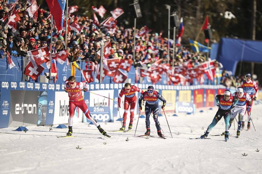 FOTOGALLERY - Le più belle immagini della sprint di Lenzerheide negli scatti di Flavio Becchis