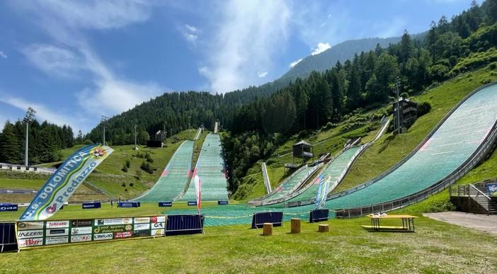 Salto e Combinata Nordica: domenica 17 ottobre i Campionati Italiani a Predazzo