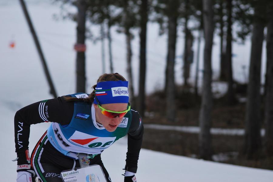 Sci Orienteering: Stefania Corradini settima nella pursuit delle Universiadi