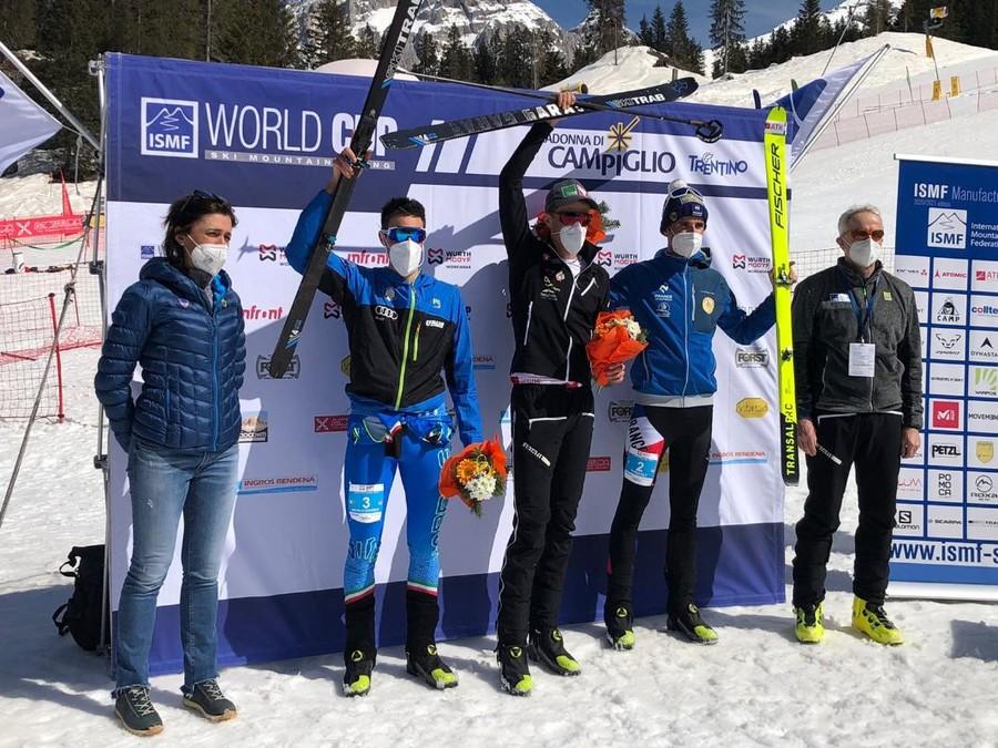 Sci Alpinismo - Lietha vince sprint e coppa di specialità; Canclini secondo, Anselmet si avvicina ad Antonioli