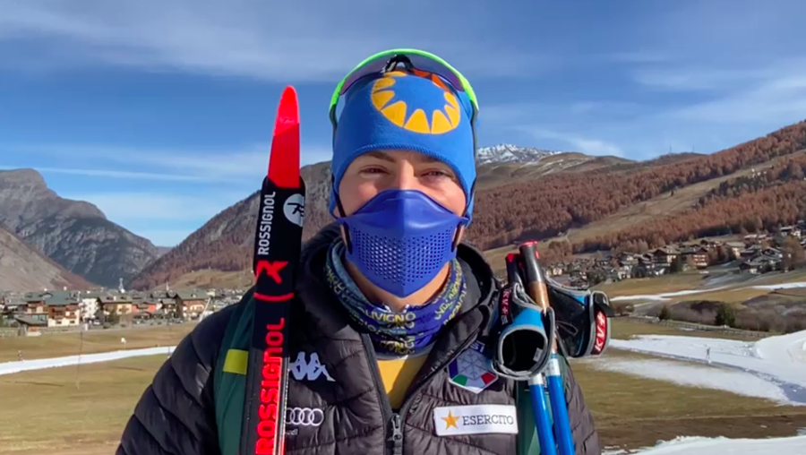 """Biathlon - Saverio Zini: """"L'esperienza di Bormolini e Montello mi sta aiutando"""""""