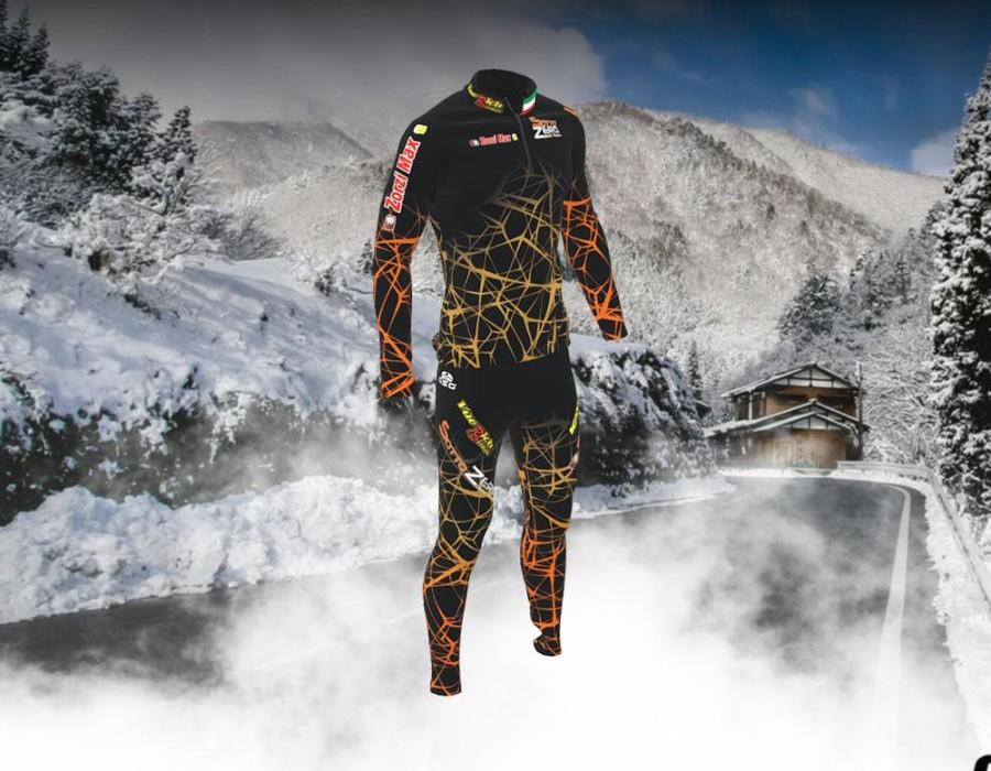 Fondo - Nuovo team italiano nel Visma Ski Classics: al via il SottoZero Gold Team Zorzi Max
