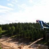 Salto con gli Sci - OPA Cup a Bischofsgrün: doppietta slovena, ottima quinta la 2006 Comazzi