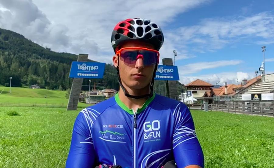 VIDEO - Intervista a Samuele Giraudo, azzurro dello skiroll e della squadra AIN di fondo