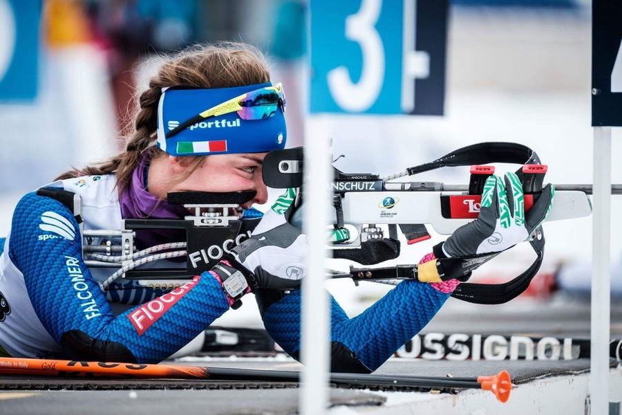 """La giovane Sara Cesco Fabbro lascia il biathlon: """"Si chiude il capitolo più importante della mia vita"""""""