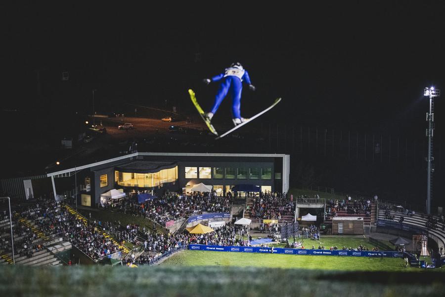 Predazzo ancora protagonista: da domani a domenica sarà Alpen Cup di salto e combinata nordica