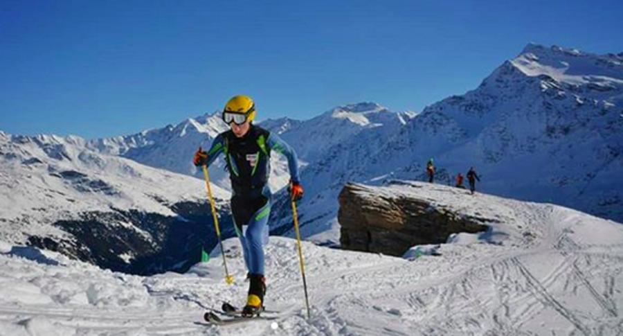 Due giorni di test per la squadra di Sci Alpinismo dell'ASIVA