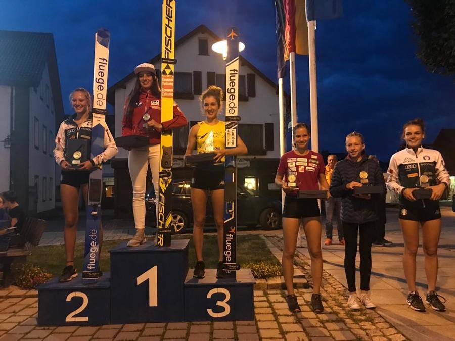Salto femminile - OPA Cup, Moharitsch vince davanti alle azzurre Sieff e Malsiner