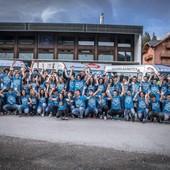 Lo Ski College Veneto Falcade festeggia i 30 anni di attività!