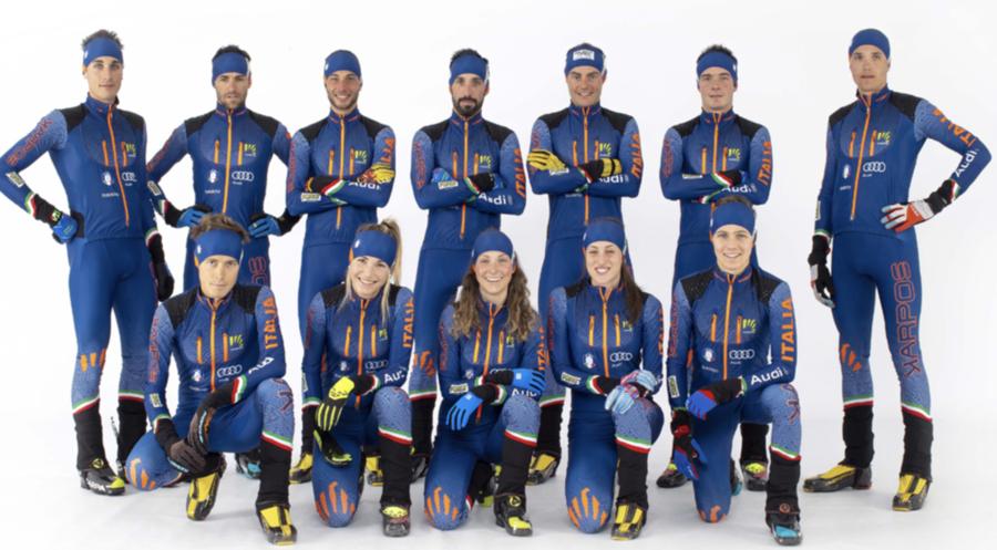Sci Alpinismo - Annunciate le squadre azzurre per la stagione 2021/22