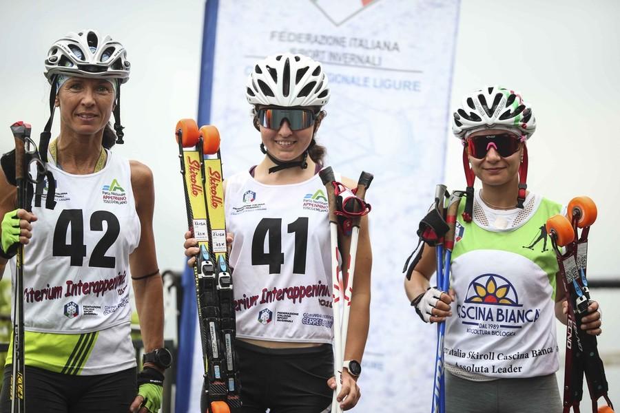 Skiroll, Coppa Italia Cascina Bianca: Matteo Tanel ed Elisa Sordello vincono la mass start