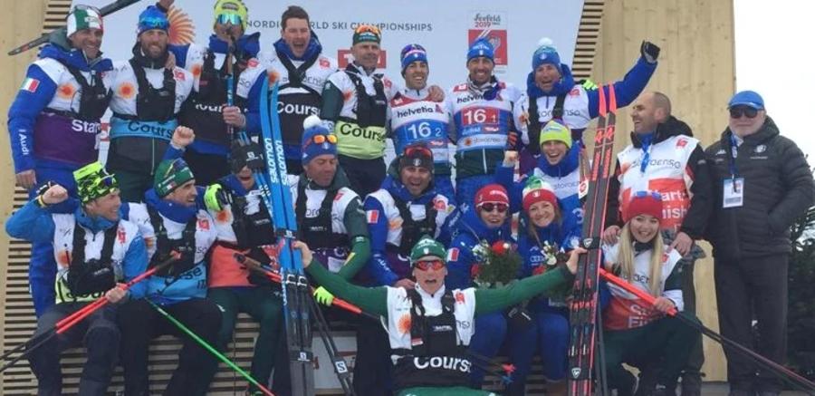 Fondo - Skiroll, bicicletta e palestra per la squadra di Coppa del mondo A nel primo raduno stagionale in Sardegna