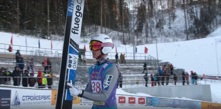 Salto - Stefan Huber vince per dispersione gara 1 di Continental Cup a Zakopane