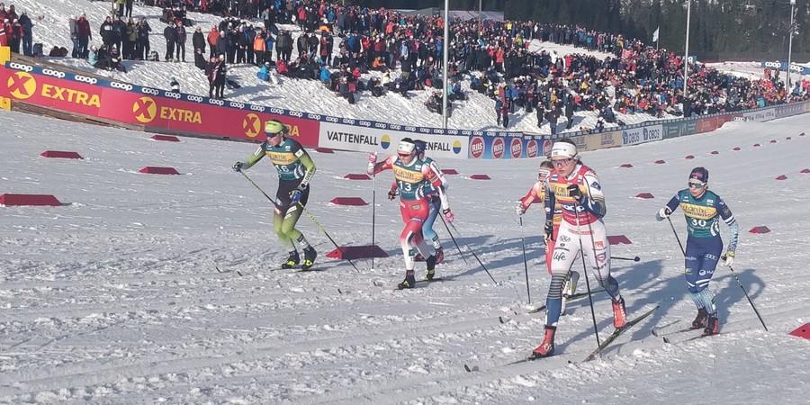 FONDO - Coppa del Mondo, sprint femminile: Maiken Caspersen Falla regina a Trondheim