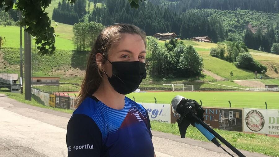 """Sci di Fondo - Sara Hutter: """"Il passaggio a senior è una motivazione in più"""""""