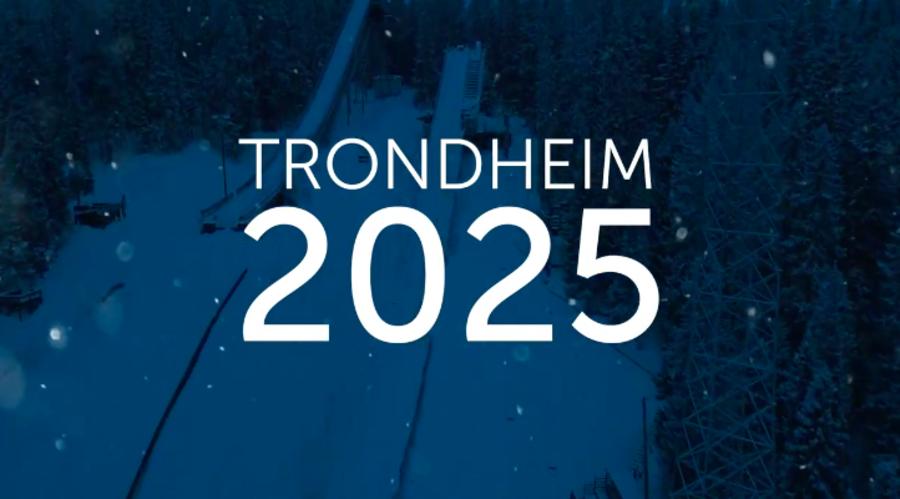 La FIS assegna a Trondheim i Mondiali di sci nordico 2025; a Saalbach quelli di sci alpino