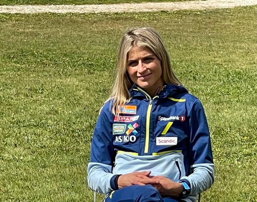 """Therese Johaug a Fondo Italia: """"Sogno il primo oro olimpico individuale, ma non sento maggiore pressione"""""""