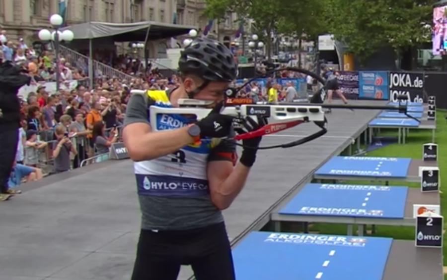 City Biathlon: Tarjei Bø beffa suo fratello Johannes, mentre Hofer è quarto