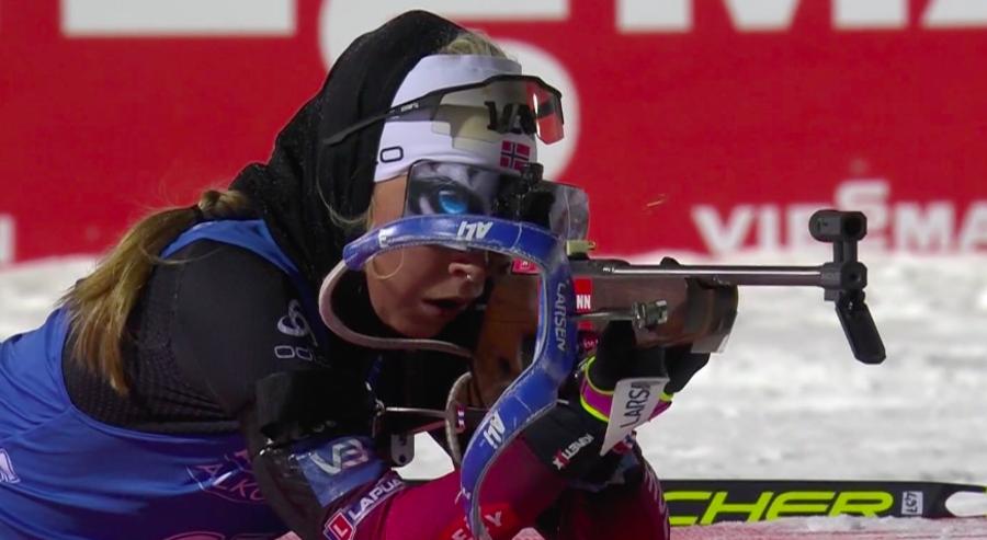 """Biathlon - La rivelazione di Tandrevold: """"Ho vinto ad Östersund pur stando male per la celiachia"""""""