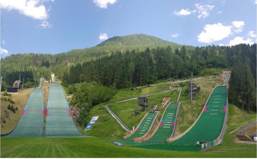 Salto con gli sci - A Predazzo sono partiti i Mondiali Master: vittorie per Dellasega e Lamminpaa