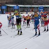 Fondo - Clamoroso in Val di Fiemme: Johaug giù dal podio, vince Jacobsen su Andersson e la sorpresa Hennig