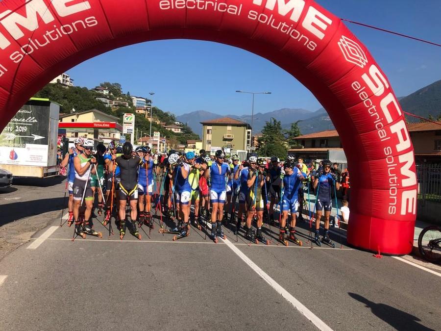Daniele Serra e Greta Laurent vincono il Trofeo Penne Nere di Sovere