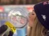 Il bacio alla coppa!