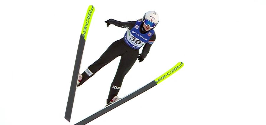 Combinata Nordica - Mondiali Juniores: Westvold Hansen ipoteca l'oro, l'azzurra Sieff è seconda dopo il salto