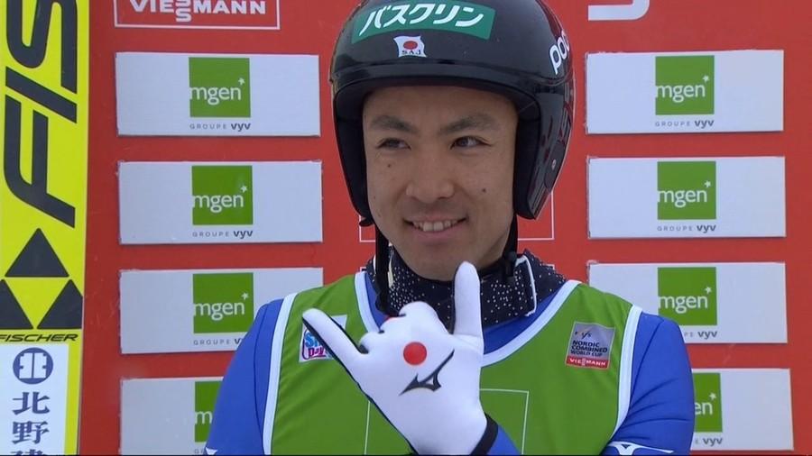 Successo per dispersione per Akito Watabe nella seconda gara di Oberstdorf