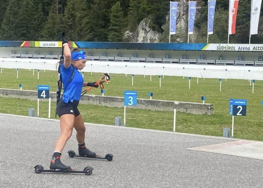 Biathlon - Dorothea Wierer non disputerà l'individuale dei Campionati Italiani, ma sabato ci sarà