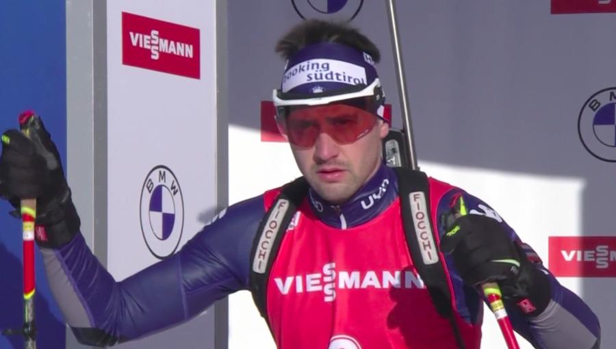 """Biathlon - Windisch si prende la sua mass start: """"Sono contento, ho sensazioni sempre migliori"""""""