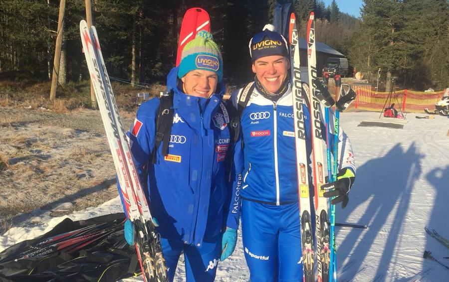 VIDEO, Biathlon - La carica di Savero Zini e Paolo Rodigari in vista della prossima stagione