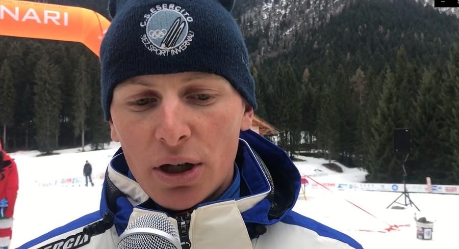 """Fondo - Stefan Zelger dopo il quarto posto a Gromo: """"Voglio fare delle belle gare in Coppa del mondo """" (VIDEO)"""